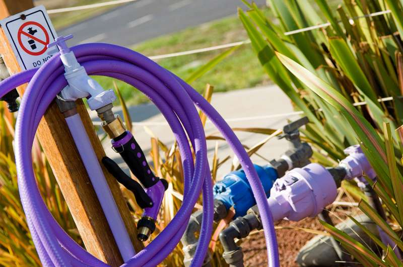 Recycled-water-hose