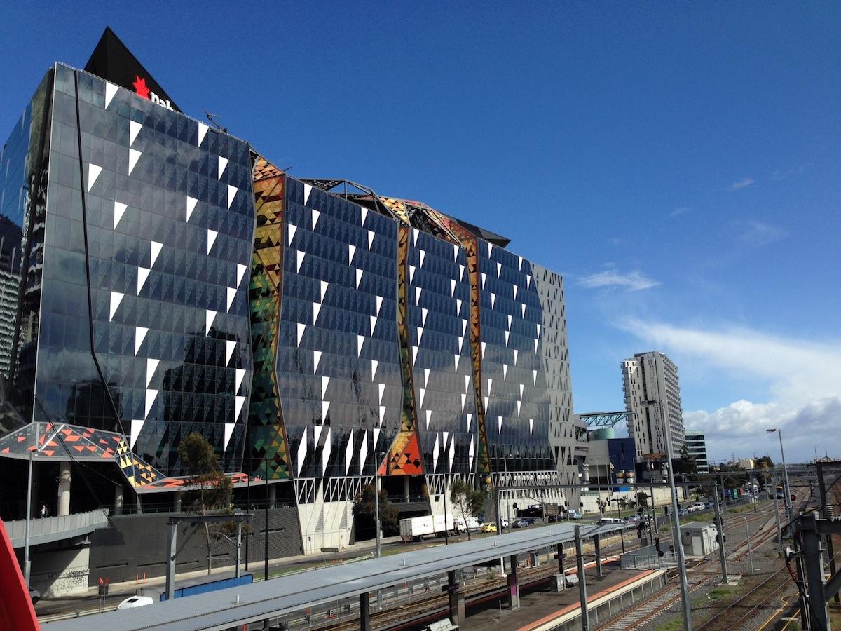 National Australia Bank D2 Campus Building Aquacellaquacell